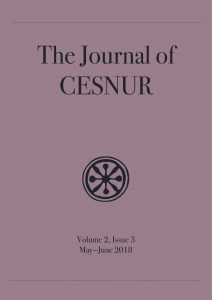 The Journal of Cesnur 2_3 Cover