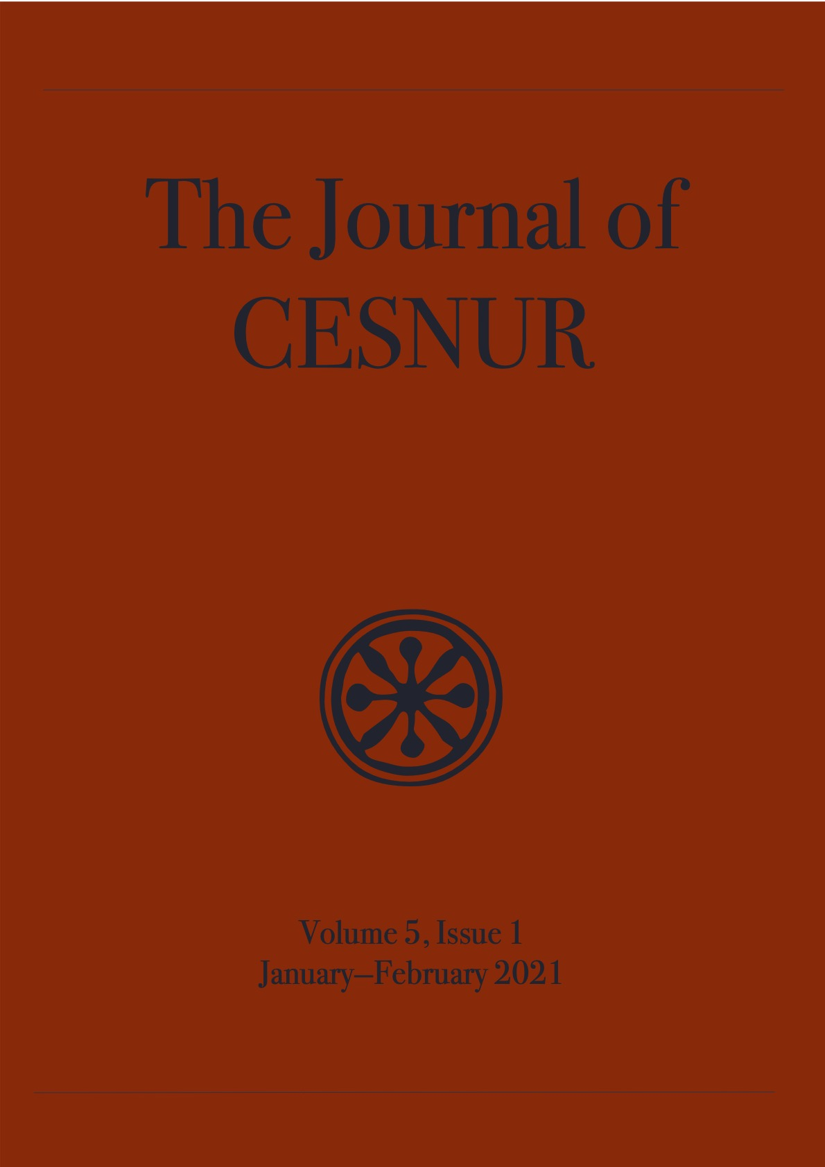 The Journal of CESNUR, volume 4, issue 5