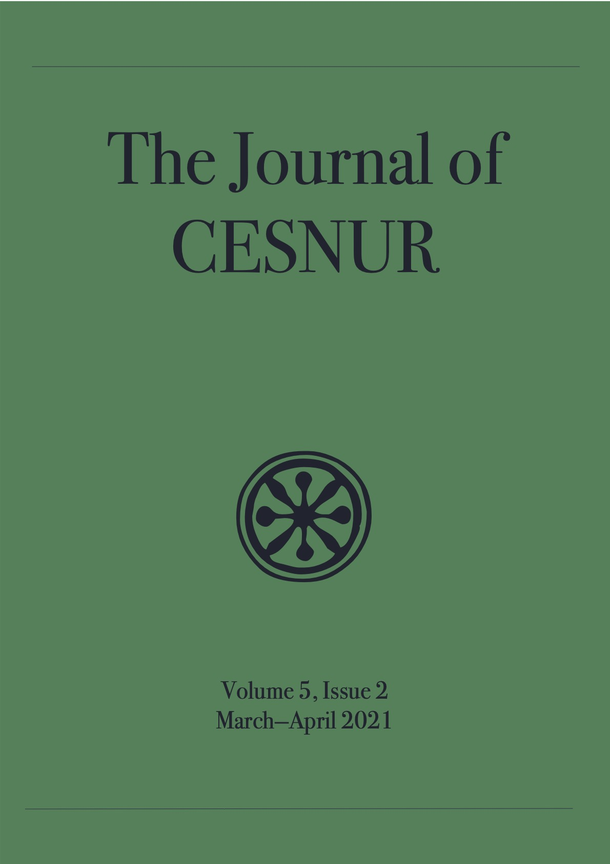 The Journal of Cesnur-Volume 5, issue 2