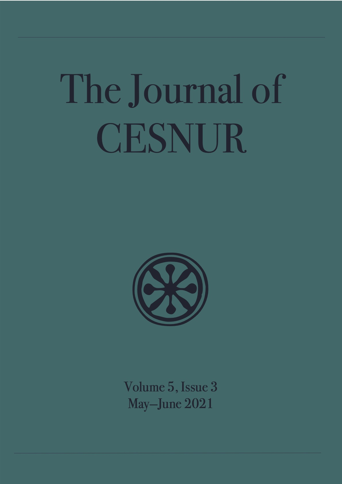 The Journal of CESNUR 5_3 cover