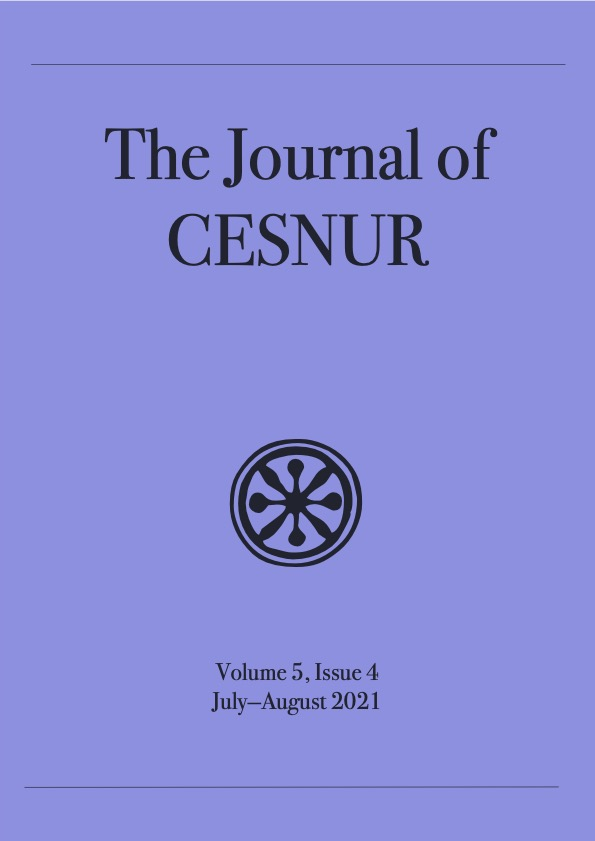 The Journal of CESNUR 5_4 cover