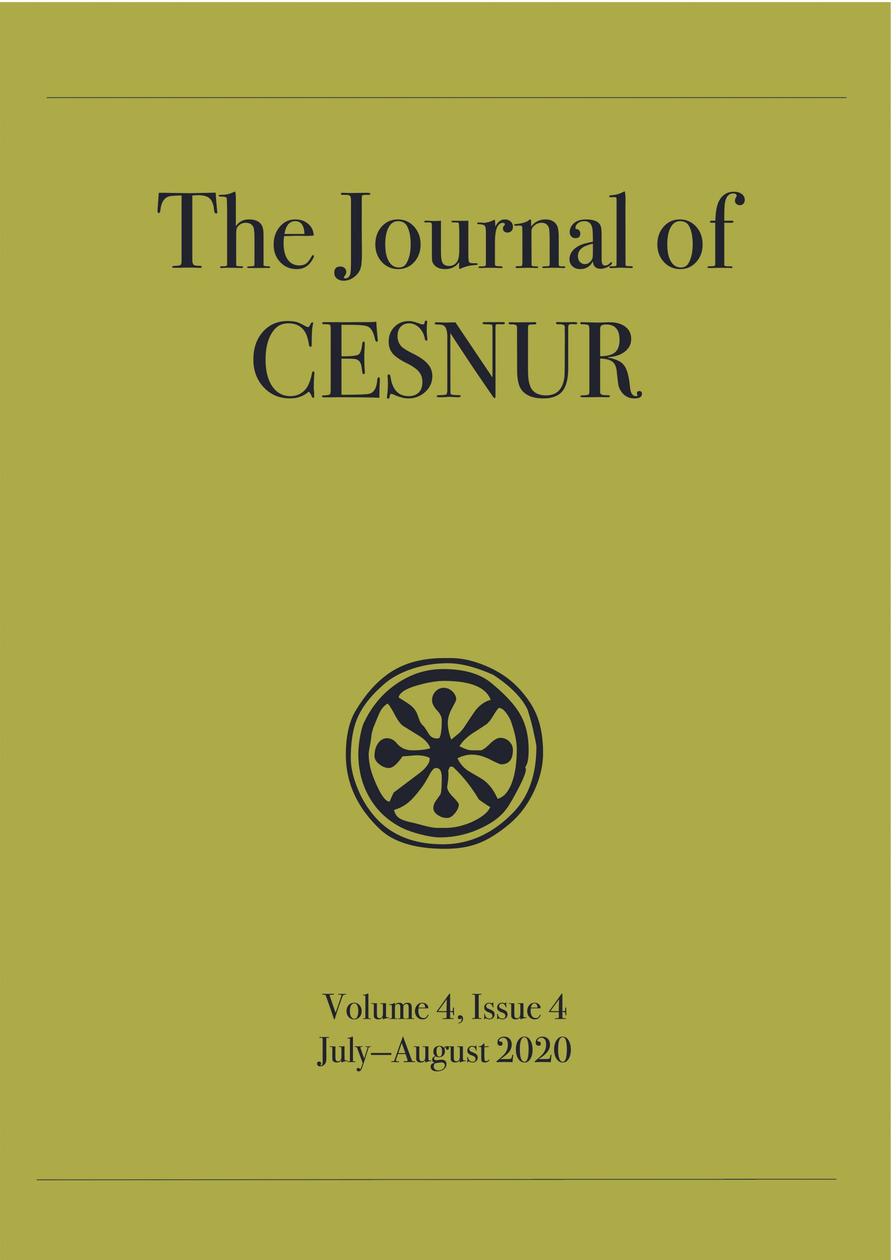 The Journal of CESNUR, volume 4, issue 4